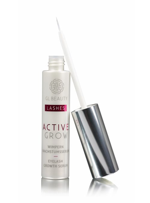 Active Grow Wimpernserum – ohne Hormone GL BEAUTY LASHES
