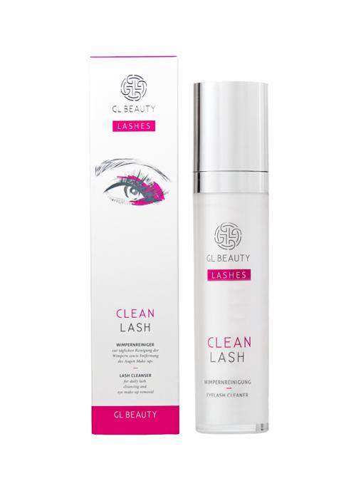 Reinigung Wimpernreinigung Augenreinigung GL Beauty