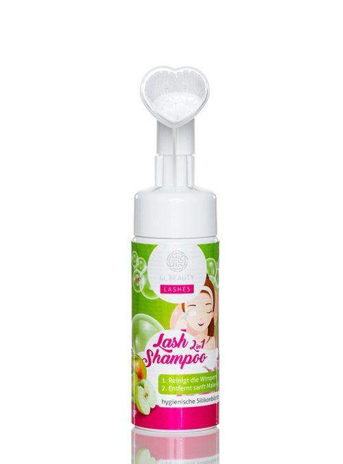Lash Shampoo Reinigungsschaum Wimpernreiniger GL Beauty Lashes
